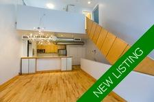 Downtown 3 Storey Loft for sale: Webbsite Condominiums 3 bedroom 1,203 sq.ft. (Listed 2019-01-08)