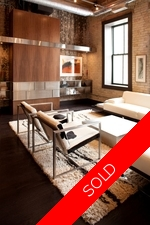 East Exchange Hard Loft Condo for sale: Lofts on Bannatyne 2 bedroom 1,779 sq.ft. (Listed 2012-04-12)