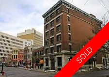 Exchange District 6 Storey Historical Warehouse for sale: The Porter Building  29,000 sq.ft. (Listed 2012-05-27)