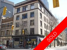 West Exchange District Downtown Warehouse for sale: Silvester and Willson Building  24,150 sq.ft. (Listed 2008-04-08)