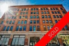 West Exchange Hard Loft Condo for sale: Fairchild Lofts 1 + Den 913 sq.ft. (Listed 2016-04-29)